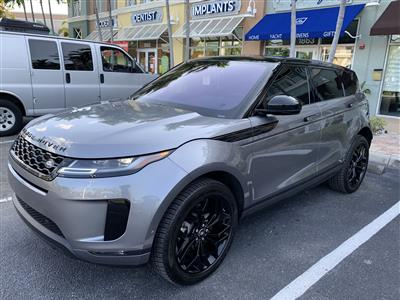 2020 Land Rover Range Rover Evoque lease in Fort Lauderdale,FL - Swapalease.com