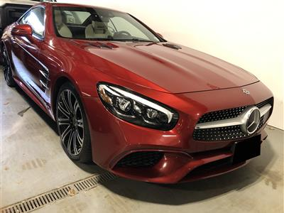 2017 Mercedes-Benz SL Roadster lease in Monmouth,NJ - Swapalease.com