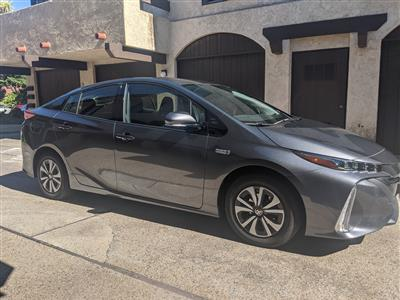 2019 Toyota Prius Prime lease in Del Mar,CA - Swapalease.com