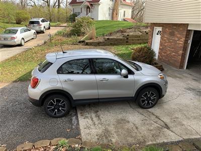 2018 Fiat 500X lease in Detroit,MI - Swapalease.com