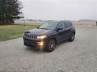 2019 Jeep Compass lease in Xenia,OH - Swapalease.com