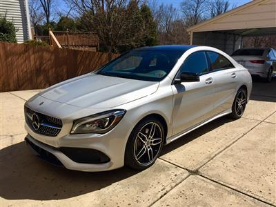 2019 Mercedes-Benz CLA Coupe lease in Pittsburgh ,PA - Swapalease.com