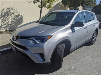 2018 Toyota RAV4 lease in San Francisco,CA - Swapalease.com