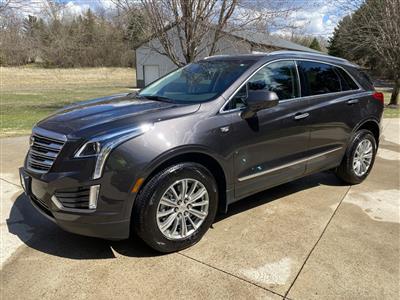 2019 Cadillac XT5 lease in Hugo,MN - Swapalease.com