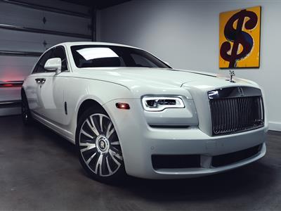 2018 Rolls-Royce Ghost lease in Naples,FL - Swapalease.com