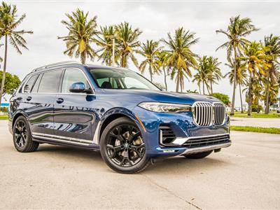 2020 BMW X7 lease in Miami,FL - Swapalease.com