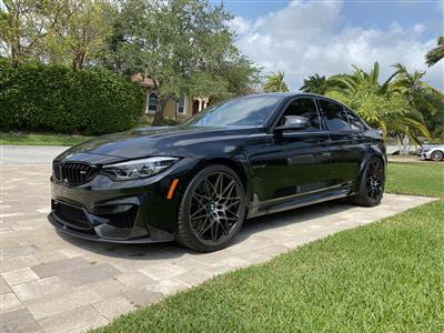 2018 BMW M3 lease in Miami,FL - Swapalease.com