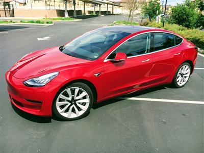 2019 Tesla Model 3 lease in San Ramon,CA - Swapalease.com