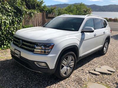 2018 Volkswagen Atlas lease in Tiburon,CA - Swapalease.com