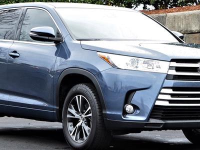 2018 Toyota Highlander lease in Springfield,VT - Swapalease.com