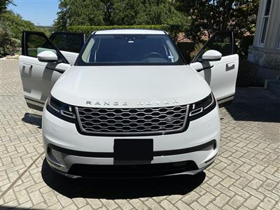 2018 Land Rover Velar lease in Austin,TX - Swapalease.com