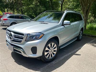 2019 Mercedes-Benz GLS-Class lease in Salem,OR - Swapalease.com