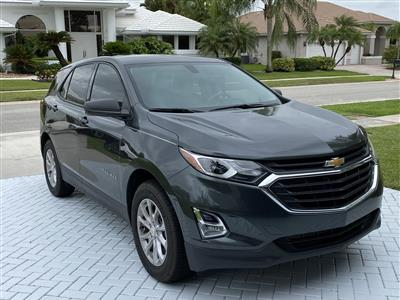 2019 Chevrolet Equinox lease in Boca Raton,FL - Swapalease.com