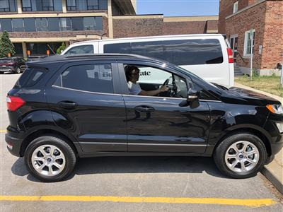 2019 Ford EcoSport lease in Buffalo,NY - Swapalease.com