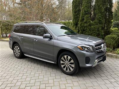 2018 Mercedes-Benz GLS-Class lease in New York,NY - Swapalease.com