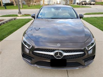 2019 Mercedes-Benz CLS Coupe lease in Chicago,IL - Swapalease.com