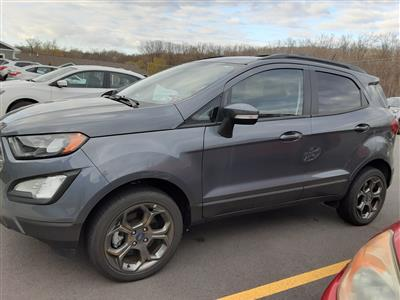 2018 Ford EcoSport lease in Livonia,NY - Swapalease.com
