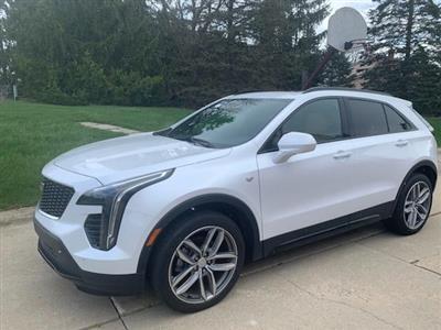 2019 Cadillac XT4 lease in Washington,MI - Swapalease.com