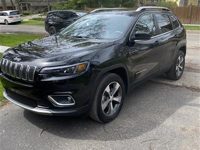 2019 Jeep Cherokee lease in Birmingham,MI - Swapalease.com