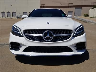 2019 Mercedes-Benz C-Class lease in Arlington,TX - Swapalease.com