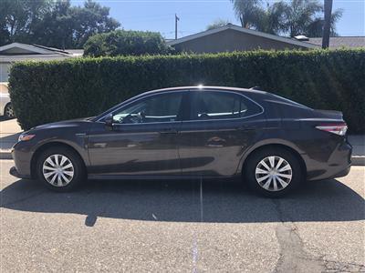 2019 Toyota Camry Hybrid lease in Ojai,CA - Swapalease.com