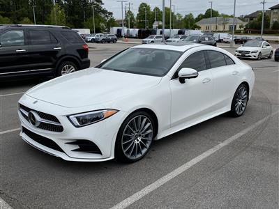 2019 Mercedes-Benz CLS Coupe lease in Raleigh,NC - Swapalease.com