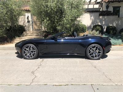 2019 Aston Martin DB11 lease in BEVERLY HILLS,CA - Swapalease.com