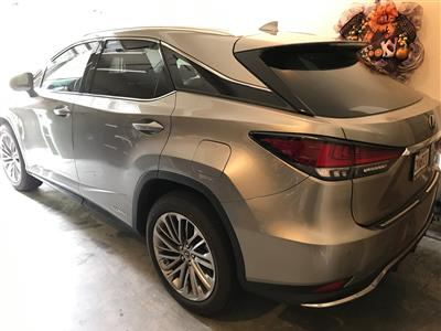 2020 Lexus RX 450h lease in Roswell,GA - Swapalease.com