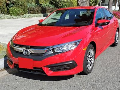 2018 Honda Civic lease in Santa Monica,CA - Swapalease.com