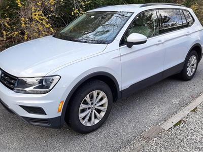 2019 Volkswagen Tiguan lease in Holland,MA - Swapalease.com