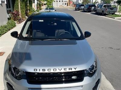 2019 Land Rover Discovery Sport lease in Doral,FL - Swapalease.com