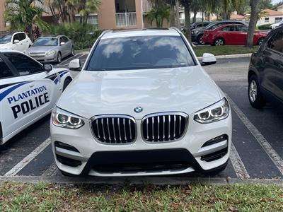2019 BMW X3 lease in Miami,FL - Swapalease.com