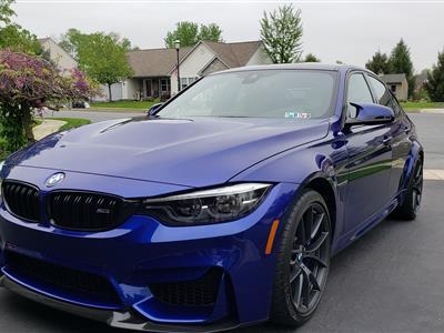 2018 BMW M3 CS lease in Mount Joy,PA - Swapalease.com