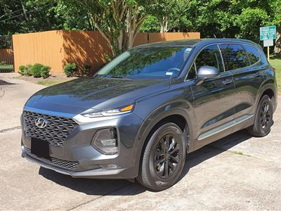 2019 Hyundai Santa Fe lease in Houston,TX - Swapalease.com