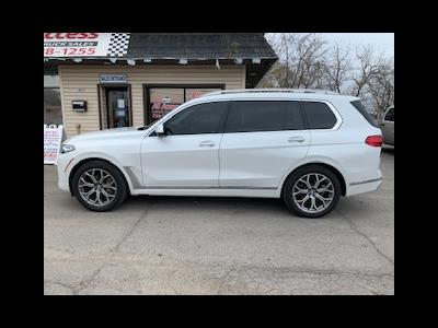 2020 BMW X7 lease in pittsburgh,PA - Swapalease.com