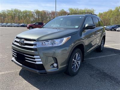 2017 Toyota Highlander lease in Marlton,NJ - Swapalease.com