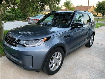 2018 Land Rover Discovery lease in Wellington,FL - Swapalease.com