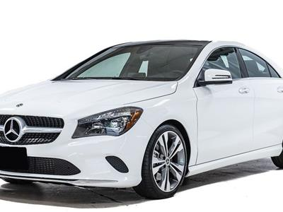 2019 Mercedes-Benz CLA Coupe lease in Spring Valley,NY - Swapalease.com