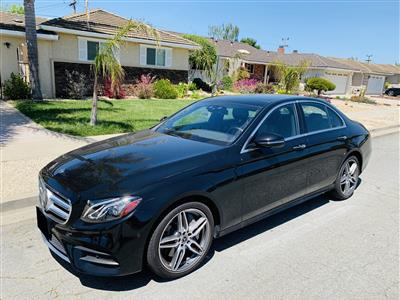 2019 Mercedes-Benz E-Class lease in Fremont,CA - Swapalease.com