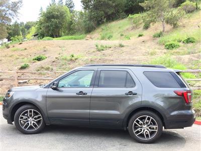 2019 Ford Explorer lease in Moraga,CA - Swapalease.com