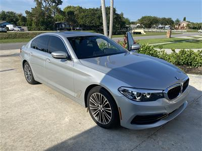 2019 BMW 5 Series lease in WEST PALM BEACH,FL - Swapalease.com