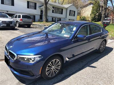 2019 BMW 5 Series lease in Monroe,NY - Swapalease.com