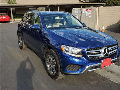 2018 Mercedes-Benz GLC-Class lease in Mission Viejo,CA - Swapalease.com