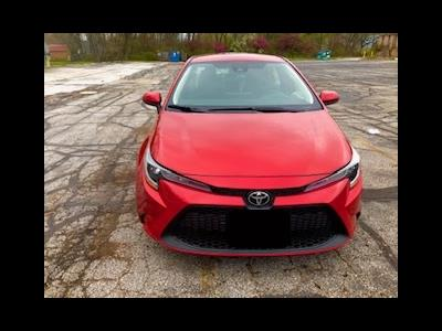 2020 Toyota Corolla lease in Tallmadge,OH - Swapalease.com