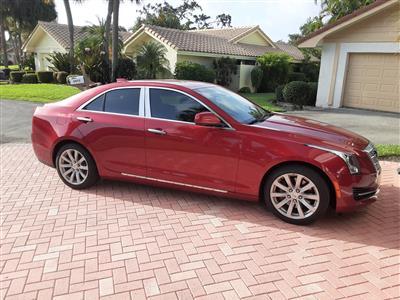 2018 Cadillac ATS lease in BOCA RATON,FL - Swapalease.com