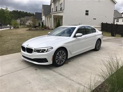 2019 BMW 5 Series lease in Cumming,GA - Swapalease.com