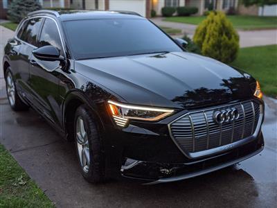2019 Audi e-tron lease in Springfield,MO - Swapalease.com