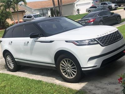 2018 Land Rover Velar lease in Jupiter,FL - Swapalease.com