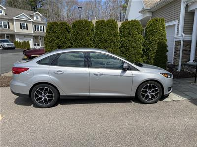 2018 Ford Focus lease in Franklin,MA - Swapalease.com