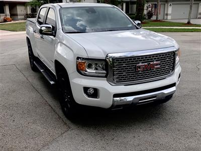 2019 GMC Canyon lease in Davie,FL - Swapalease.com